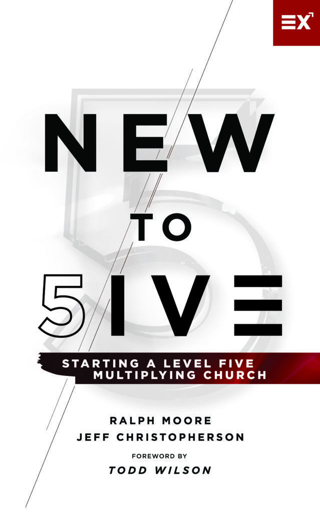 New to Five by Ralph Moore and Jeff Christopherson